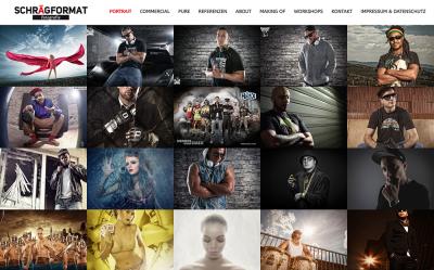 Werbe & Portraitfotografie klicke hier